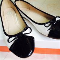 Preloved Balerina Pavers Shoes. Used Once And Kept In The Box.