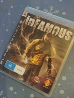 Used Infamous PS3 in Dubai, UAE