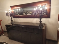 Used Mirror:300/cupboard:100/each lamp:200  in Dubai, UAE