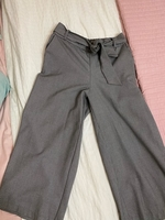 Used grey pants from zara in Dubai, UAE