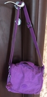 Used Kipling purple lunch bag  in Dubai, UAE