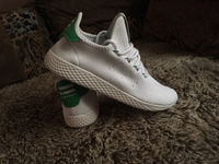 Used Adidas PW white size 41, new  in Dubai, UAE