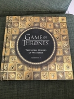 Used Game of thrones series fan book  in Dubai, UAE