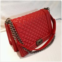 Used Brand New Red CHANNEL BAG in Dubai, UAE