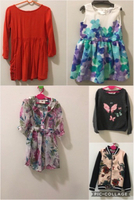 Used Bundle of dresses from all branded store in Dubai, UAE
