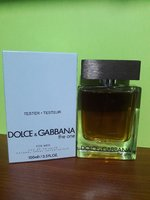 Used D&G the one essence for men in Dubai, UAE