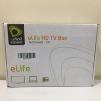 Elife hd tv box