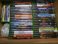 Used Lot of 49 TESTED ORIGINAL XBOX Games in Dubai, UAE