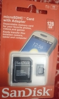 Used Sandisk 128 gb   👉 2 pieces in Dubai, UAE
