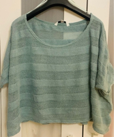 Used Short Sleeved Knitted Sweater in Dubai, UAE