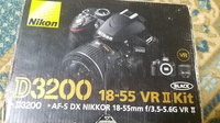 Used DSLR D3200 for sale in Dubai, UAE