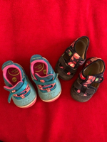 Used Baby shoes size 19 and 20  in Dubai, UAE