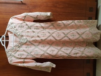 Used Pakistani  party dress... Silk kurti in Dubai, UAE