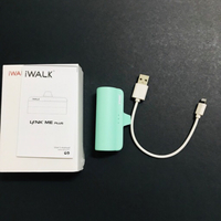 Used iwalk IOS power bank /2 pieces new in Dubai, UAE