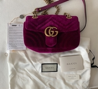 Used Gucci Marmont Velvet mini in Dubai, UAE