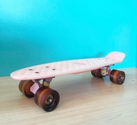 Used Original penny board skateboard bicycle  in Dubai, UAE