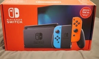 Used Nintendo Switch v2 with box+6games in Dubai, UAE