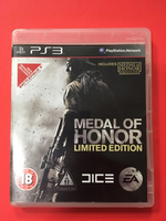 Used Medal Of Honor Limited Edition *PS3* in Dubai, UAE