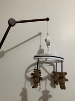 Used Pottery barn music mobile + arm in Dubai, UAE