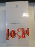 Used Huawei nova 3 4gb ram 128gb white in Dubai, UAE