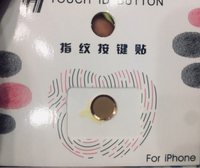 Iphone touch id sticker 6pc
