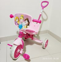 Used Disney Princess Toddler Tricycle in Dubai, UAE