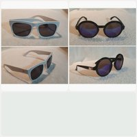 Used New amazing Sungglass 2pcs Offer .. in Dubai, UAE