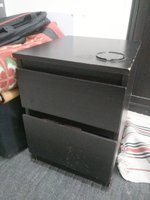 Used Ikea chest of 2-drawers in Dubai, UAE