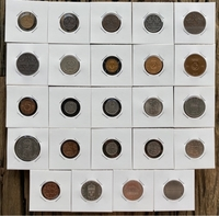 Used Sweden - 24 old coins in Dubai, UAE