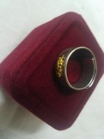 Used Mantra protection wealth ring in Dubai, UAE