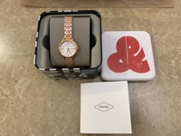 Used Brand new ladies fossil watch 55%off‼️ in Dubai, UAE