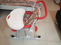 Used Baby feeding chair / high chair in Dubai, UAE