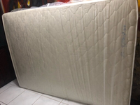 Used Brand new bed with double side in Dubai, UAE
