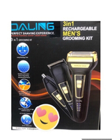 Used Trimmer..✨3 in 1 ✨rechargeable men's kit in Dubai, UAE