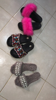 slippers gently used size 38