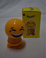Used 5pcs Laughing Emoji Springs in Dubai, UAE