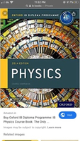 Used IB PHYSICS BOOK in Dubai, UAE
