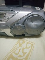 Second hand used Philips radio
