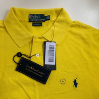 Polo Ralph Lauren Yellow polo shirt XL