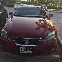 Used Lexus Is 250 Model2006 For Sale in Dubai, UAE