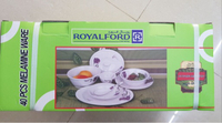Used 40 pieces Dinnerset and free 🎁  in Dubai, UAE