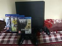 Used Ps4 Console With Games  in Dubai, UAE