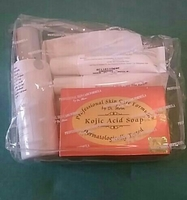 Kojic Set(Soap, Sunblock,Cream And Toner)