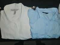 Used H&M and DNM Ladies shirts medium 38 in Dubai, UAE