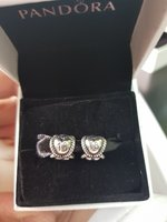 Pandora spacer charms 2 pieces