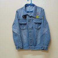 Used Denim Jacket 3XL in Dubai, UAE