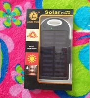 Used 30000mah solar power bank new in Dubai, UAE