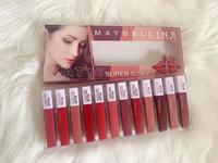 Used Maybelline 12pc box in Dubai, UAE