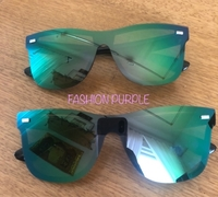 Used 2 Colored Sunglasses in Dubai, UAE