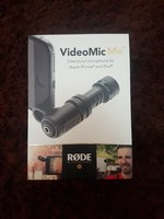 Used Pro microphone for smartphone/ Rode in Dubai, UAE